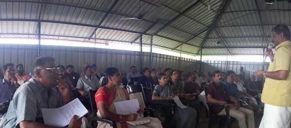 Academic Master Plan-Interim  Workshop for HM's